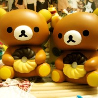 Soft And SlowRise Squishy Cute Jumbo Rilakkuma