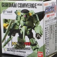 FW Gundam Converge Vol 4 Bolinoak Sammahn Zeta Z Candy Toys Gashapon