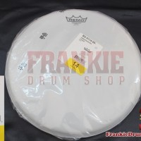 """Remo BA-0114-00 - 14"""" Ambassador White Coated Snare/Tom Drumhead"""