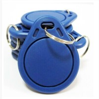 13.56MHz RFID IC Key Chain Tags Token NFC TAG Keychain For Arduino