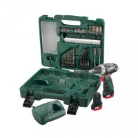 CORDLESS DRILL METABO POWERMAXX BS BASIC SET