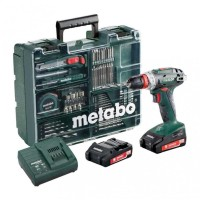 CORDLESS DRILL METABO BS 18 Q SET
