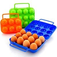 Tempat Telur isi 12 / egg holder / box telur