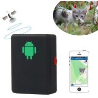 Mini Sensor Sadap Suara + SMS Lacak Koordinat Titik GPS & Alamat Jalan