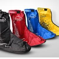 Jual Sarung Sepatu Anti Air / Pelindung Hujan Sepatu / Rain Cover Sepatu Murah