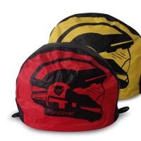 Jual Jas Hujan Helm / RainCoat Cover Helm Anti Air Tas Helm Motor FunCover Murah