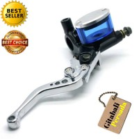 MASTER REM ATAS SCT-6011 NEW SILVER, Brake Oil Master Hand Brake