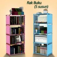 harga Rak Portable / Rak Buku Minimalis Tokopedia.com