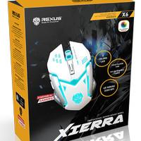 Mouse Gaming Rexus X6