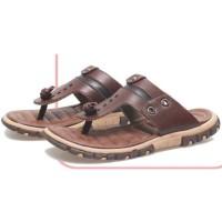 Sandal Anak Laki Laki / Sandal Kulit Anak Cowok Pria / Sandal Murah Bsm