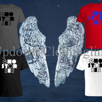 Baru Kaos - T-Shirt Coldplay ( Ghost Stories 2 )