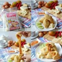 Pizza Goreng Indosaji Wajib JNE YES (Cemilan / Snack / Makanan Ringan)
