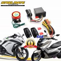 Alarm Motor Premium Steelmate 886E-Series