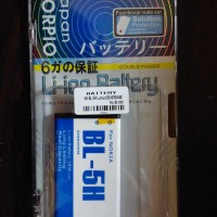 Baterai Nokia Bl-5h Lumia 630 635 638 Scorpio Double Power Garansi 6 B