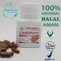 Cardio Power Original, Obat Jantung Lemah, Obat Jantung Bengkak