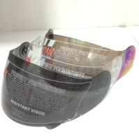 Promo kaca helm BMC T-REX merk CLEAR