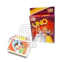 Uno Card Game Kartu Mainan Uno Karakter Kartun Putri Salju