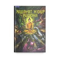 Komik Riwayat Hidup Buddha Hard Cover