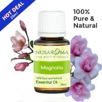 20ml - Magnolia Essential Oil (Minyak Bunga Cempaka) 100% murni