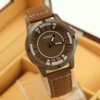 jam tangan keren merk fossil branded mewah bagus unik kekinian gaul
