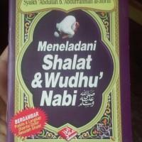 Buku Saku Meneladani Shalat Dan Wudhu Nabi
