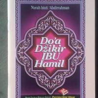 Buku Saku Doa Dzikir Untuk Ibu Hamil