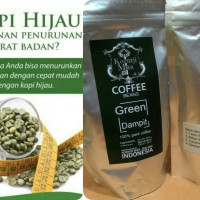 Jual Green Been Coffee organik Murah