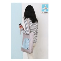 Jual Korean Weekeight Folding Tote Bag / Tas Serbaguna Korea Murah
