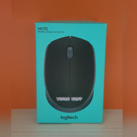 Jual LOGITECH WIRELESS MOUSE M170 ASLI / MOUSE WIRELESS M 170 ORIGINAL Murah