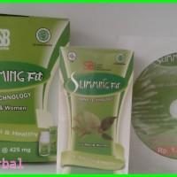 harga Obat Pelangsing Herbal Slimming Fit Free Cd Ebook Slim Syar'ie Tokopedia.com