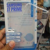 soft case / ultra thin / kondom hp / pelindung case samsung j7 prime