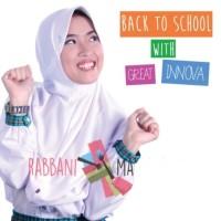 Jual Kerudung Rabbani Great Innova ukurn M, Jilbab Bergo Anak Sekolah Grand Murah