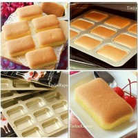 Jual Mini Loaf Pan / Loyang Muffin Kotak Murah