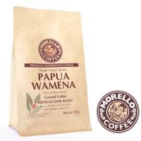Jual Morello Coffee/Papua Wamena/ arabica/ premium/ kopi bubuk/ kopi biji Murah