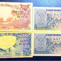 Paket Uang kuno mahar pernikahan 17 rupiah 10b5b1x2b seserahan