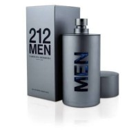 Parfum ORIGINAL reject Best Seller !! 212 MEN Carolina Herrera