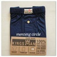 Harga boxer kingsman xl xxl boxer big size celana dalam big | antitipu.com