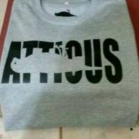 Tshirt Atticus, T shirt, Baju, Kaos Distro Atticus