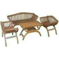kursi tamu jati (Furniture,kursi tamu,lemari, bufet,meja makan)