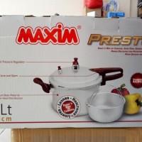 Presto Maxim 4 Liter (20 cm) - Panci Presto Maxim