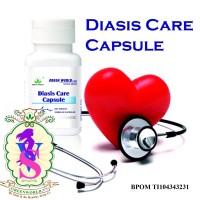 Diasis care capsule green world | obat hipertensi | obat ginjal