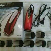 Jual Wigo W-510 Hair Clipper Pencukur rambut pemotong mesin cukur alat Murah