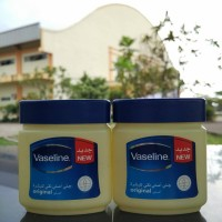 Jual Vaseline Pure Petroleum Jelly 120ML - Vaselin 100% Asli Made In Arab Murah