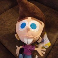 HKH boneka Timmy Turner Plush Nicktoons The Fairly Odd Parents Impor