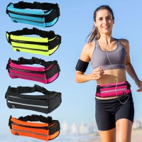 Sweatproof Sport Waist Belt Bag Pouch for Running Jogging