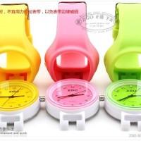 ZGO 6056 Jelly - Silicone - Rubber Watch (Jam Tangan Sili High Quality