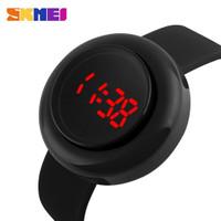 Jam Tangan LED Alien | SKMEI Casual Unisex Watch W.R 30m 1138A