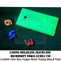 Harga casing belakang tutup belakang nokia lumia 730 original murah | Pembandingharga.com