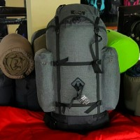 Tas Carrier Alpina Grey 60 Ltr