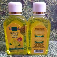 Temulawak Natural Facial Wash Pasir Padi BPOM